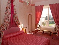 Chambre 3 chateau de Quineville - Cotentin