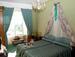 Chambre 4 chateau de Quineville - Cotentin